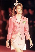 Desfile da Cavalera no SP Fashion Week em 2001