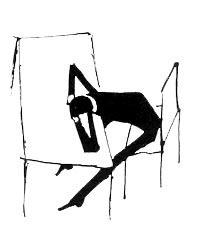 Um desenho feito por Kafka